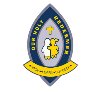 Our Holy Redeemer School VIC Logo