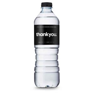 thank you water